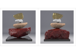 I will not Make any more Boring Art VII 000 300x214 - 2020 - I will not Make any more Boring Art. VII. (Rock Balancing)