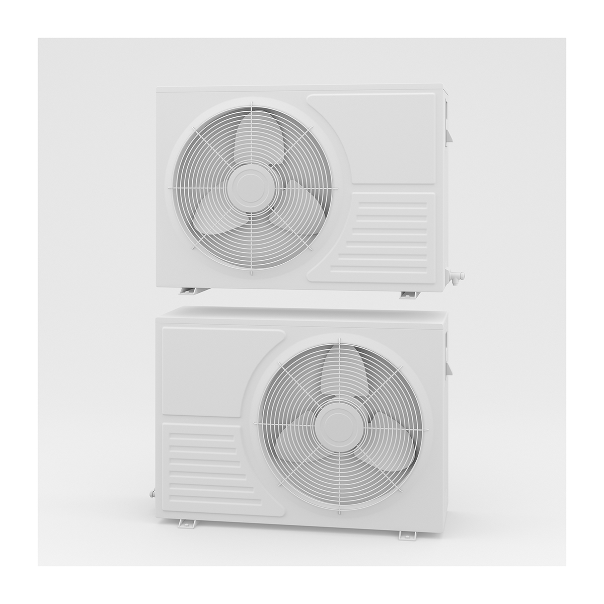 The Museum of HomoSapiens Objects that belonged to HomoSapiens XVIII 005 1 - 2020 - The Museum of HomoSapiens. Objects that belonged to HomoSapiens. XVIII. (Air Conditioners)