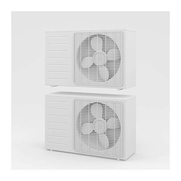 The Museum of HomoSapiens Objects that belonged to HomoSapiens XVIII 006 - 2020 - The Museum of HomoSapiens. Objects that belonged to HomoSapiens. XVIII. (Air Conditioners)