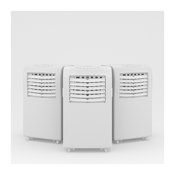 The Museum of HomoSapiens Objects that belonged to HomoSapiens XVIII 008 - 2020 - The Museum of HomoSapiens. Objects that belonged to HomoSapiens. XVIII. (Air Conditioners)