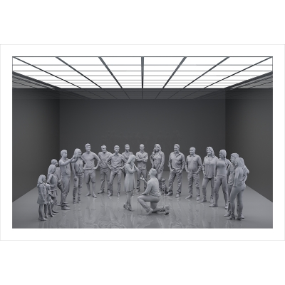 The Museum of HomoSapiens The Wedding 1200 1200 c 400x400 - Visuals. 2020