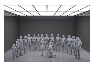 The Museum of HomoSapiens The Wedding c 300x214 - 2020 - The Museum of HomoSapiens. The Wedding