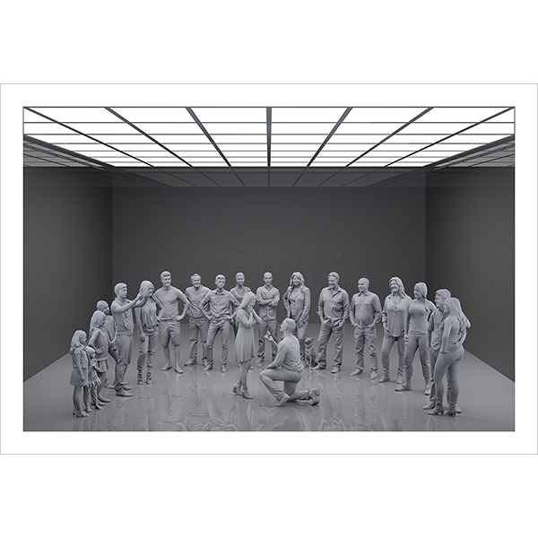The Museum of HomoSapiens The Wedding c - 2020 - The Museum of HomoSapiens. The Wedding