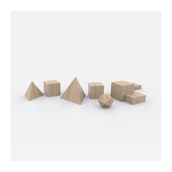 Plato Architect The Platonic Solids 003 - 2020 - Plato Architect. (The Platonic Solids)