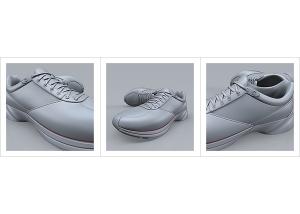 Still Life 11 000 300x214 - 2020 - Still Life N°11. (Shoes. Sneakers)