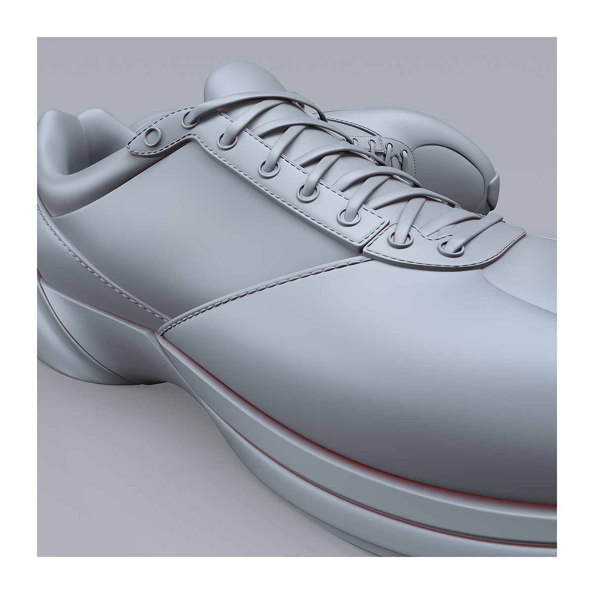 Still Life 11 001 1 - 2020 - Still Life N°11. (Shoes. Sneakers)