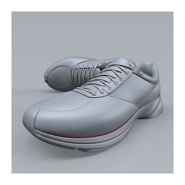 Still Life 11 002 - 2020 - Still Life N°11. (Shoes. Sneakers)