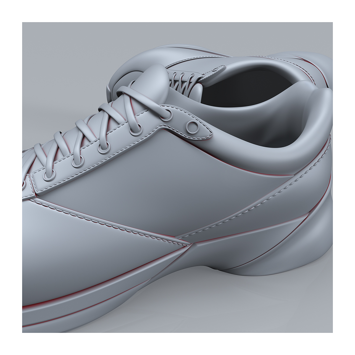 Still Life 11 003 1 - 2020 - Still Life N°11. (Shoes. Sneakers)