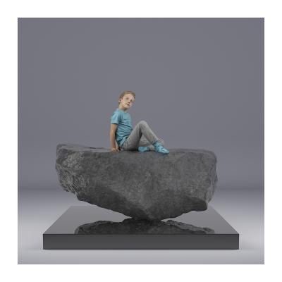 005 TWHS Sitting Boy 001 400x400 - Visuals. 2021