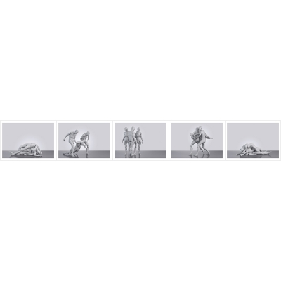 The Museum of Homosapiens. II 000 12001200 400x400 - Visuals. 2016