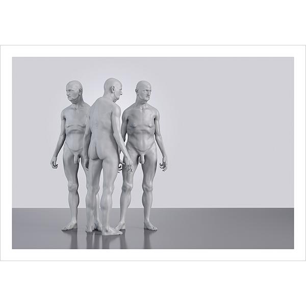 The Museum of Homosapiens. II 003 - 2016 - The Museum of HomoSapiens. II
