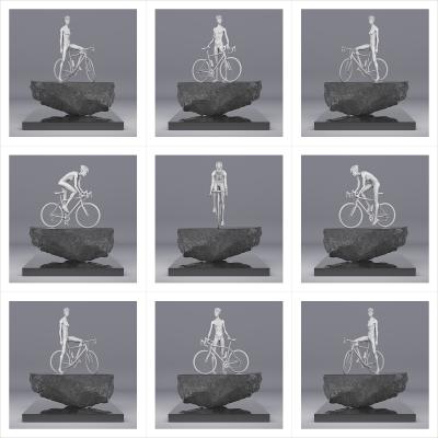 105 This was HomoSapiens Le Tour de France 000 400x400 - Visuals. 2021