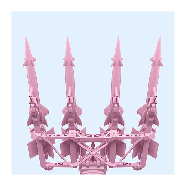 I will not Make any more Boring Art XXIII 002 - 2021 - I will not Make any more Boring Art. XXIII. (Politically avoiding Politics - The Rose Period)