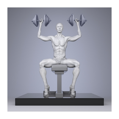 215 TWHS Extreme Female Bodybuilders III 002n 400x400 - Visuals. 2021