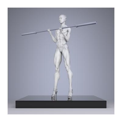 220 TWHS Extreme Female Bodybuilders IV 002 400x400 - Visuals. 2021