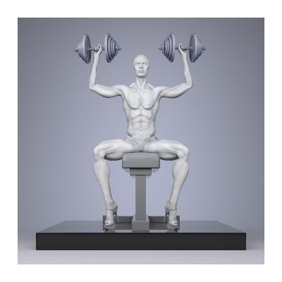 220 TWHS Extreme Female Bodybuilders IV 005 400x400 - Visuals. 2021