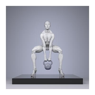 220 TWHS Extreme Female Bodybuilders IV 008 400x400 - Visuals. 2021