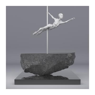 225 TWHS Pole Dance Dancer I 002 400x400 - Visuals. 2021