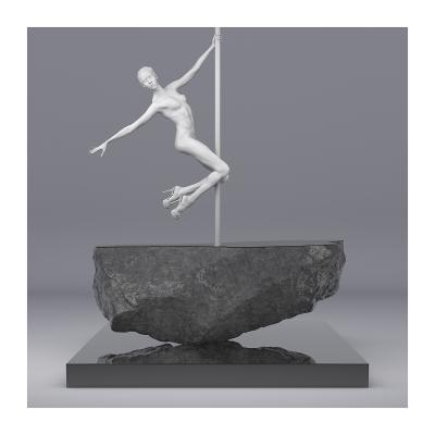 225 TWHS Pole Dance Dancer I 005 400x400 - Visuals. 2021