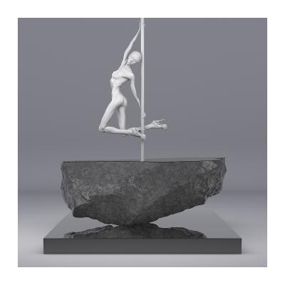 225 TWHS Pole Dance Dancer I 006 400x400 - Visuals. 2021