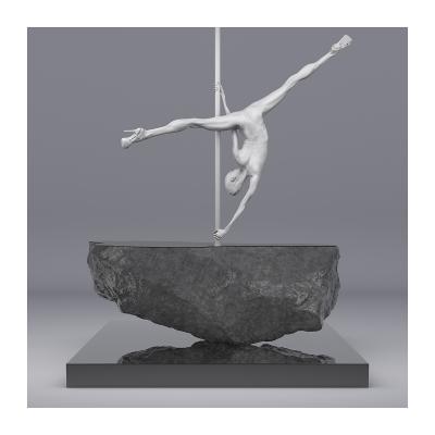 225 TWHS Pole Dance Dancer I 007 400x400 - Visuals. 2021