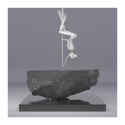225 TWHS Pole Dance Dancer I 009 400x400 - Visuals. 2021