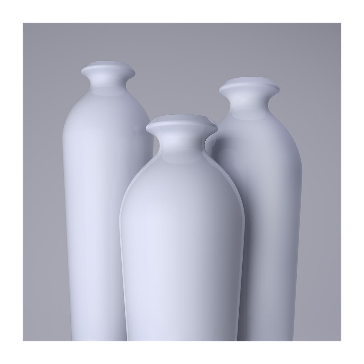 235 Lsdr TWHS Virtual Ceramics II 005 - 2021 - La simplicité du regard. This was HomoSapiens. Virtual Ceramics. II