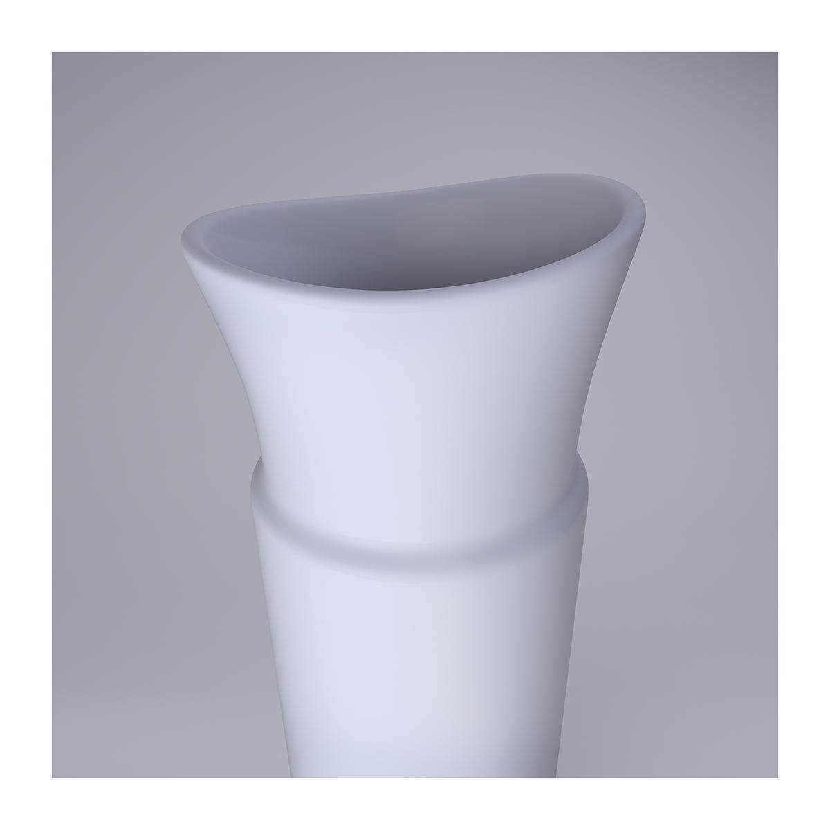 235 Lsdr TWHS Virtual Ceramics II 006 - 2021 - La simplicité du regard. This was HomoSapiens. Virtual Ceramics. II