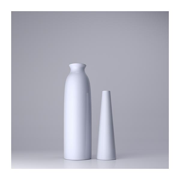 Lsdr TWHS Virtual Ceramics I 003 - 2021 - La simplicité du regard. This was HomoSapiens. Virtual Ceramics. I