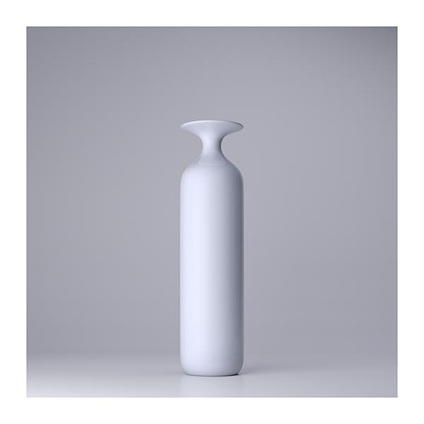 Lsdr TWHS Virtual Ceramics I 004 - 2021 - La simplicité du regard. This was HomoSapiens. Virtual Ceramics. I