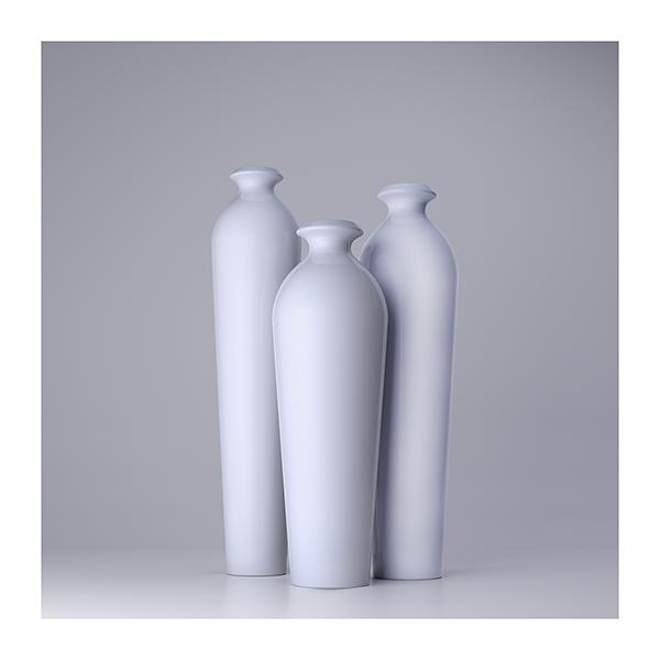 Lsdr TWHS Virtual Ceramics I 008 - 2021 - La simplicité du regard. This was HomoSapiens. Virtual Ceramics. I