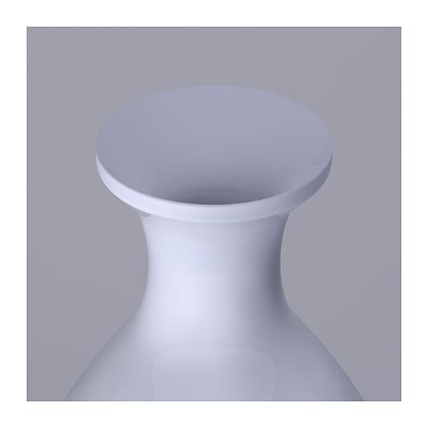 Lsdr TWHS Virtual Ceramics II 002 - 2021 - La simplicité du regard. This was HomoSapiens. Virtual Ceramics. II