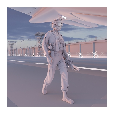285 TWHS the last US soldiers II 001 400x400 - Visuals. 2021