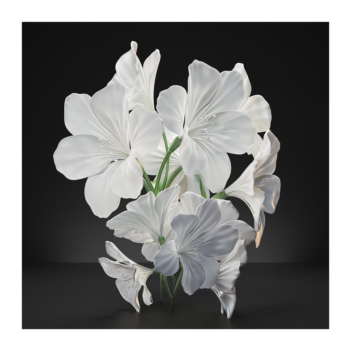 315 Virtual Flowers 2021 I 001 - 2021 - Virtual Flowers. 2021. I