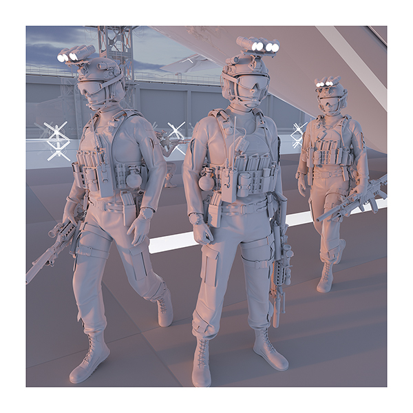 TWHS the last US soldiers II 008 - 2021 - This was HomoSapiens. The last US soldiers to leave Afghanistan. II