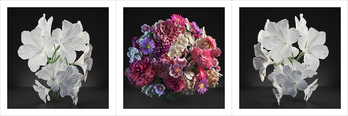 Virtual Flowers 2021 I 000 1200400 - 2021 - Virtual Flowers. 2021. I