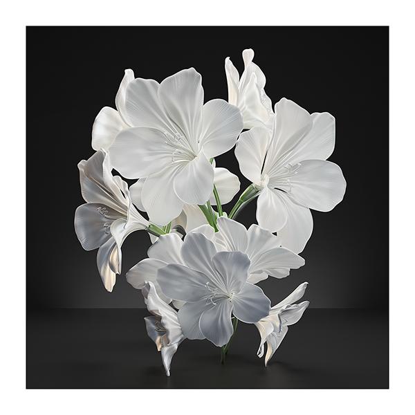 Virtual Flowers 2021 I 003 - 2021 - Virtual Flowers. 2021. I