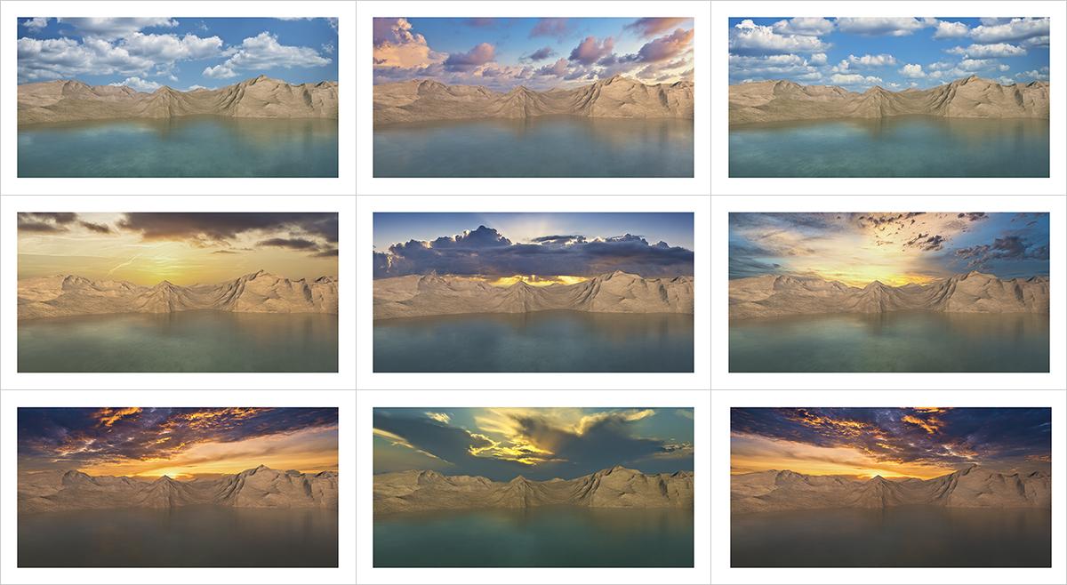 Virtual Landscapes 2021 I 000 12000658 - 2021 - Virtual Landscapes. 2021. I