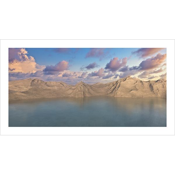 Virtual Landscapes 2021 I 002 - 2021 - Virtual Landscapes. 2021. I
