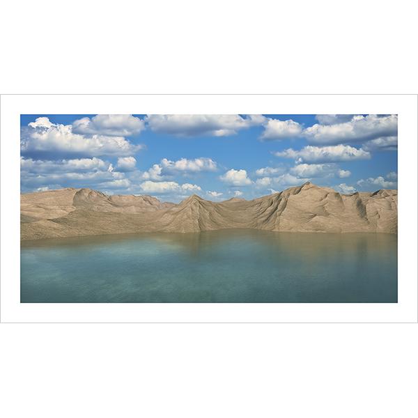 Virtual Landscapes 2021 I 003 - 2021 - Virtual Landscapes. 2021. I