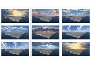 Virtual Landscapes 2021 II 000 300x214 - 2021 - Virtual Landscapes. 2021. II