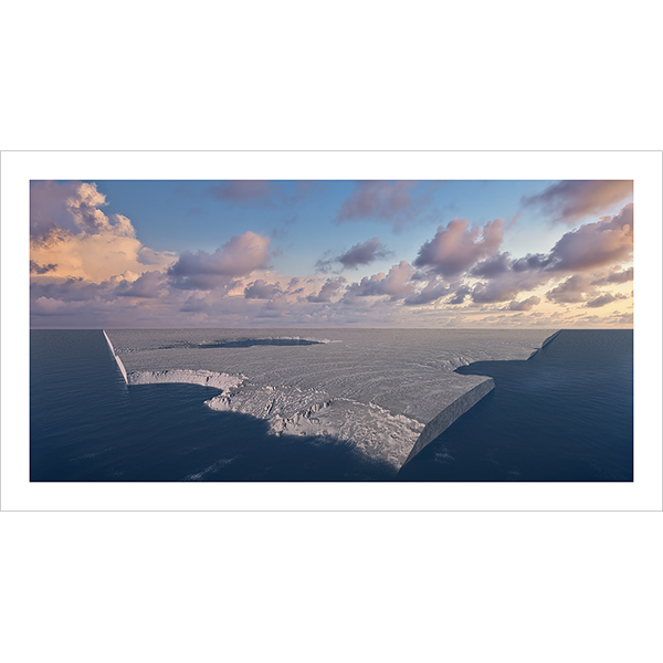 Virtual Landscapes 2021 II 002 - 2021 - Virtual Landscapes. 2021. II