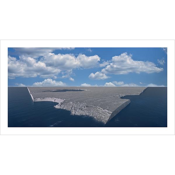 Virtual Landscapes 2021 II 004 - 2021 - Virtual Landscapes. 2021. II