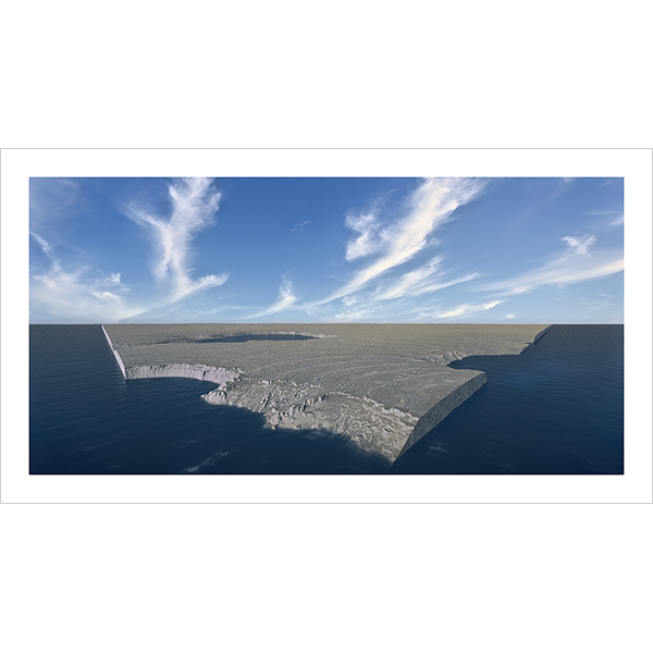 Virtual Landscapes 2021 II 006 - 2021 - Virtual Landscapes. 2021. II