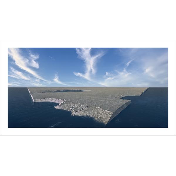 Virtual Landscapes 2021 II 007 - 2021 - Virtual Landscapes. 2021. II