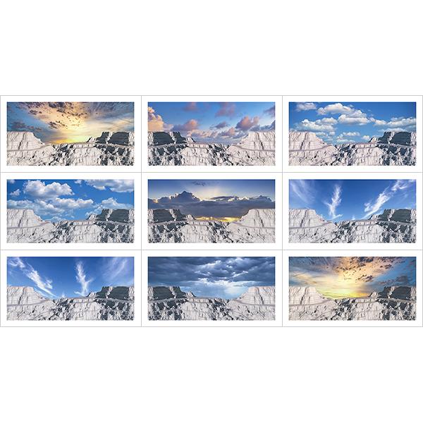 Virtual Landscapes 2021 III 000 - 2021 - Virtual Landscapes. 2021. III