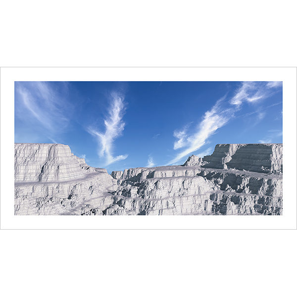 Virtual Landscapes 2021 III 006 - 2021 - Virtual Landscapes. 2021. III